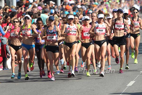 2016 Olympic Trials - Marathon