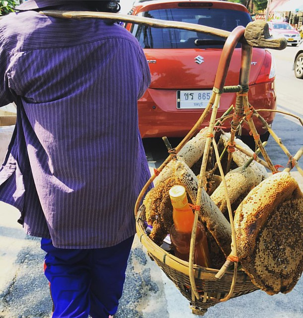 Honey Vendor
