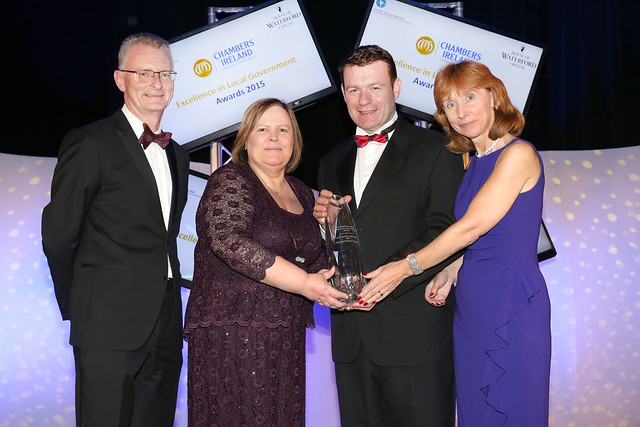 2015 Nat local Authority winner