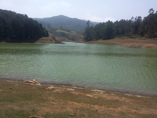 Hiking around Ooty