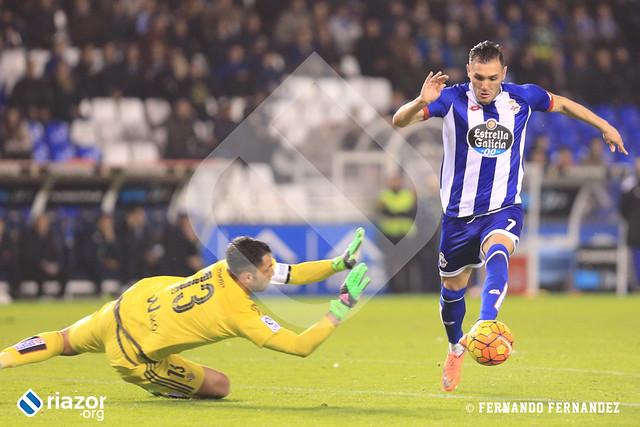 Liga BBVA: Deportivo 2 Betis 2