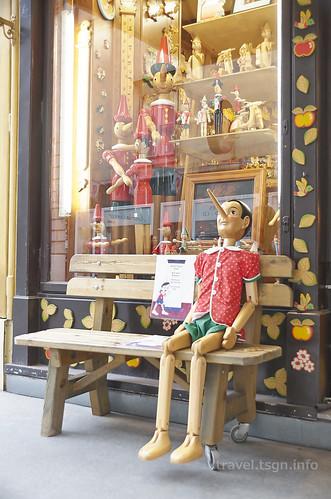 【写真】2015 東欧周遊 : ウィーン・旧市街/2015-10-10/PICT3866