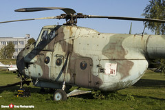 511 - 15114 - Polish Air Force - Mil Mi-4A Hound - Polish Aviation Musuem - Krakow, Poland - 151010 - Steven Gray - IMG_0675