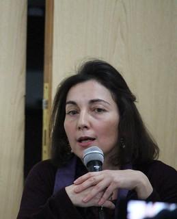 In foto la prof.ssa Mariella Rizzi