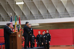 LAFD Promotional Ceremony 2.18.16