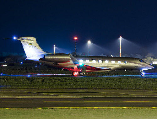 MHS Aviation GmbH | Gulfstream G650 Aerospace | D-AYSM