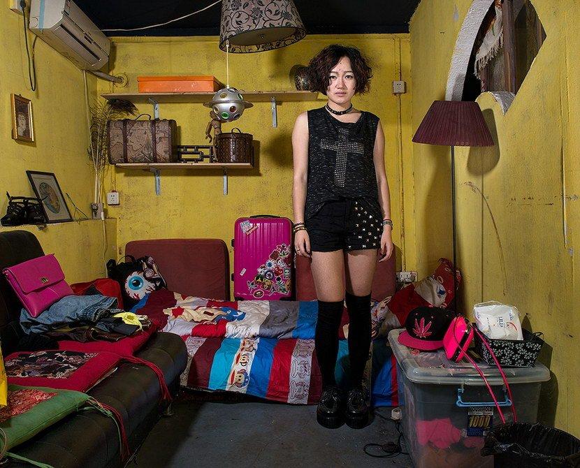 世界各地年輕女性的房間15