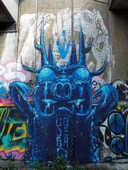 GOC Walthamstow to Stratford 138: Street art