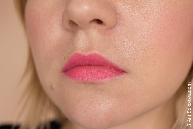 17 L'Oreal Exclusive Collection By Color Riche Lipstick Розовая симфония Blake's Delicate Rose swatches