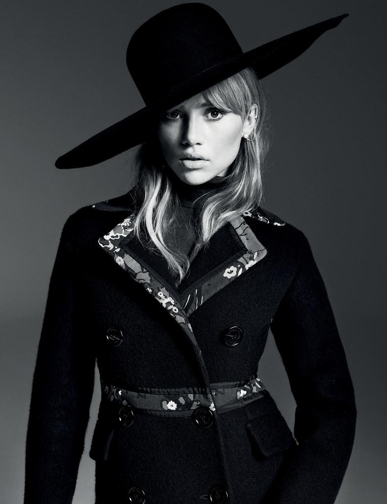 Сьюки Уотерхаус — Фотосессия для «Vogue» TH 2015 – 5