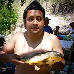 Echándole a la pesca #fish #pesca #aguadulce
