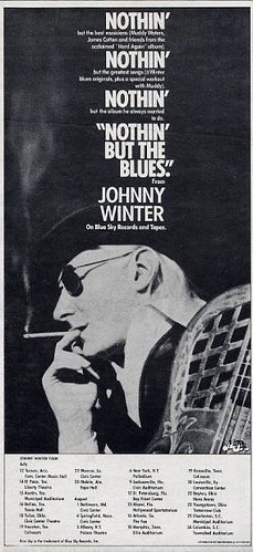 Johnny Winter - Nothing But The Blues
