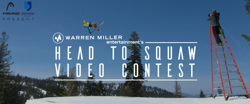 HEAD to Squaw Video Contest (Facebook/Warren Miller Entertainment)