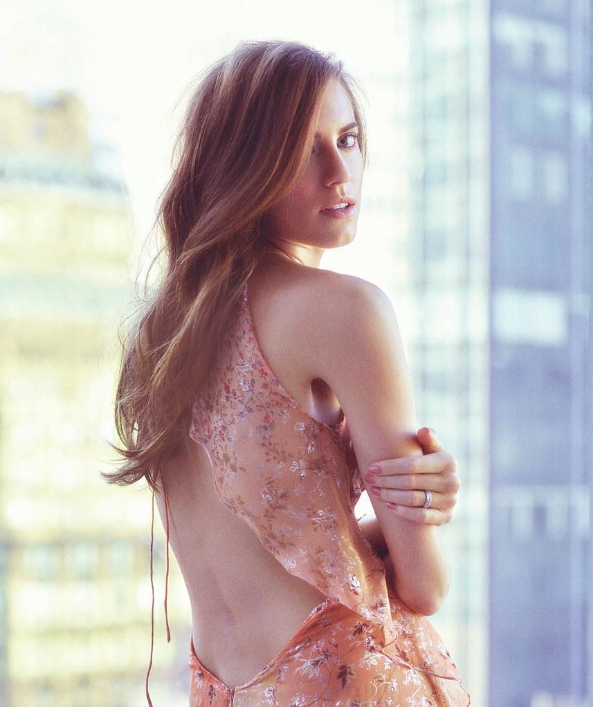 Эллисон Уильямс — Фотосессия для «Modern Luxury» 2016 – 6