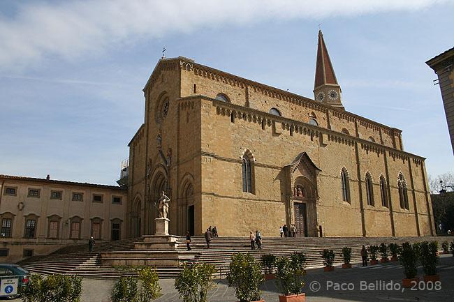 Duomo de Arezzo. © Paco Bellido, 2008