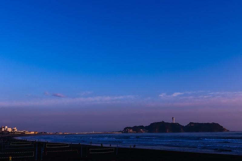江ノ島・鵠沼海岸