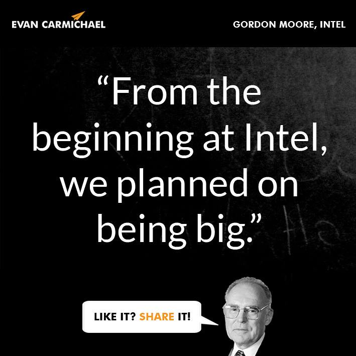 quote from intel