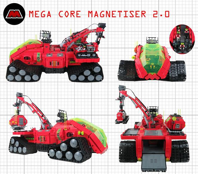Mega Core Magnetiser 2.0