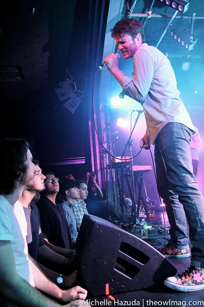 Ra Ra Riot @ Teragram Ballroom, Los Angeles 03/24/2016