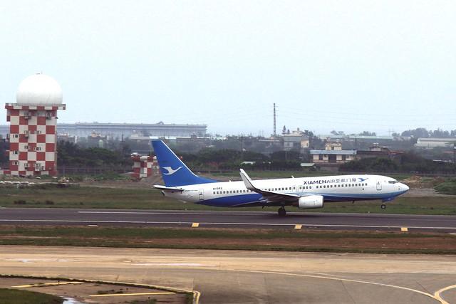 B-5152 XIAMEN AIR Boeing 737-800