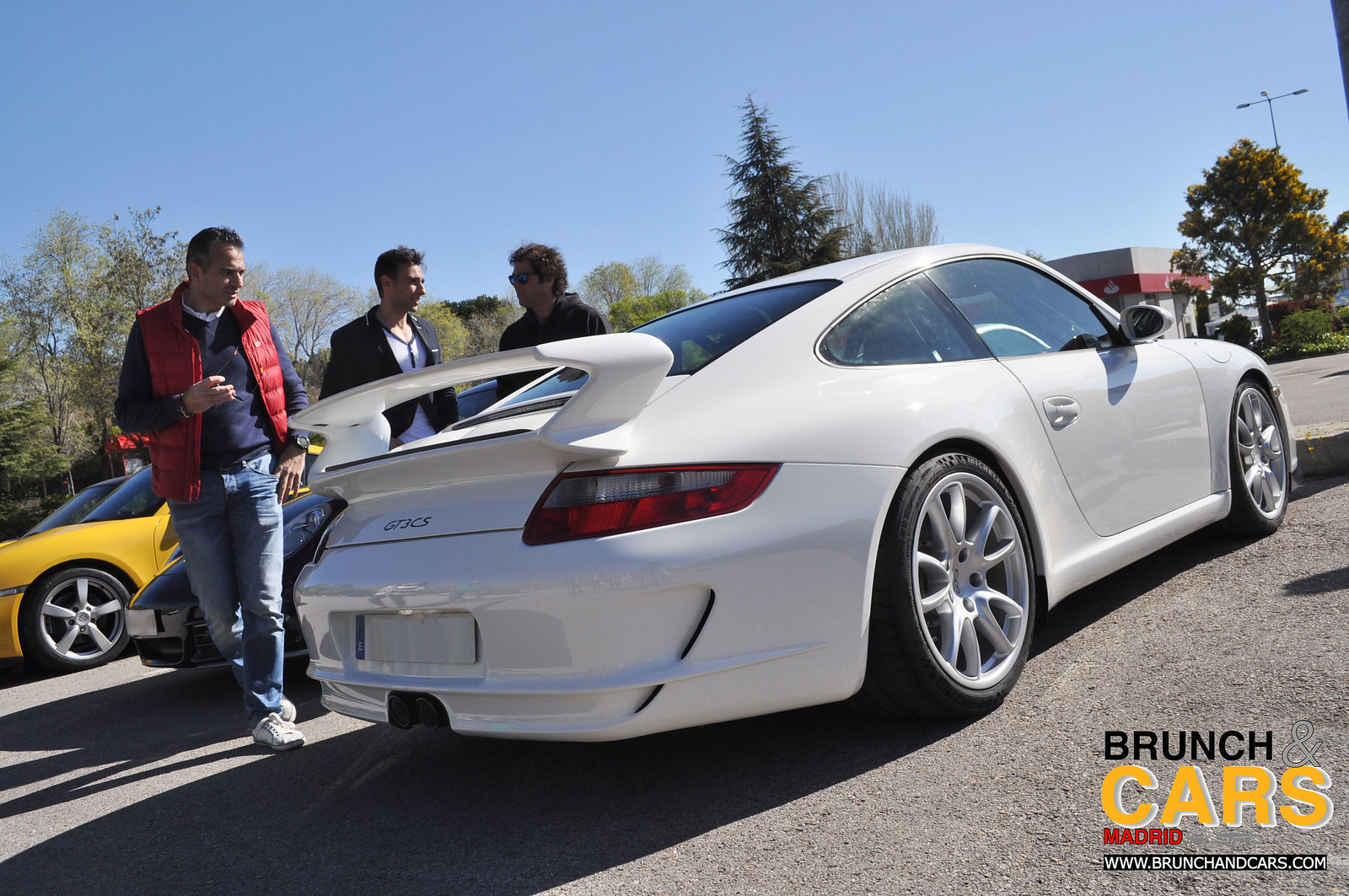 Brunch and Cars Madrid - Round 5