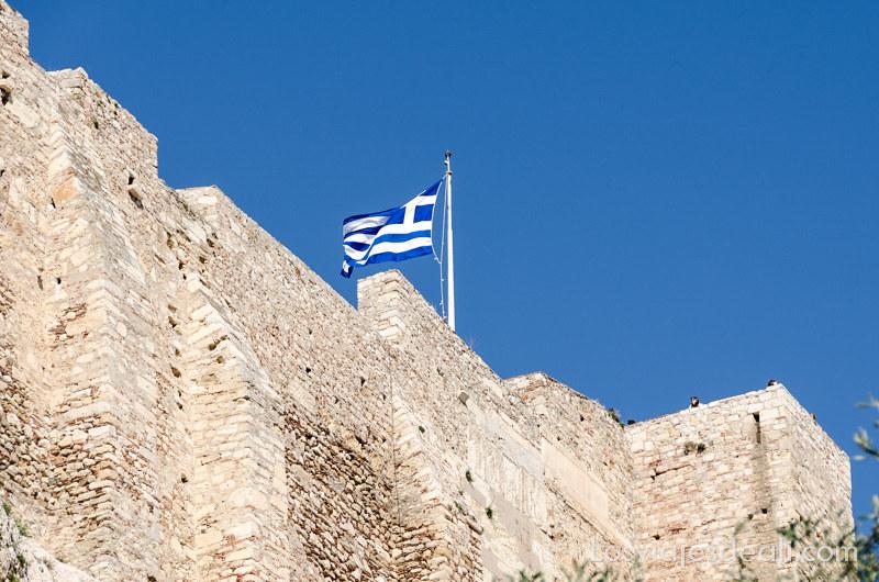 Acropolis de Atenas y su museo