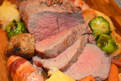 Chateaubriand Roast Dinner