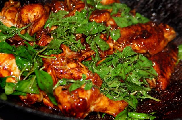 Alitas de Pollo 3 Aromas (20)