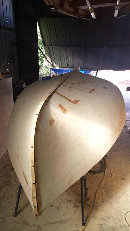 Lofting The Wittholz Catboat 11ft Page 5