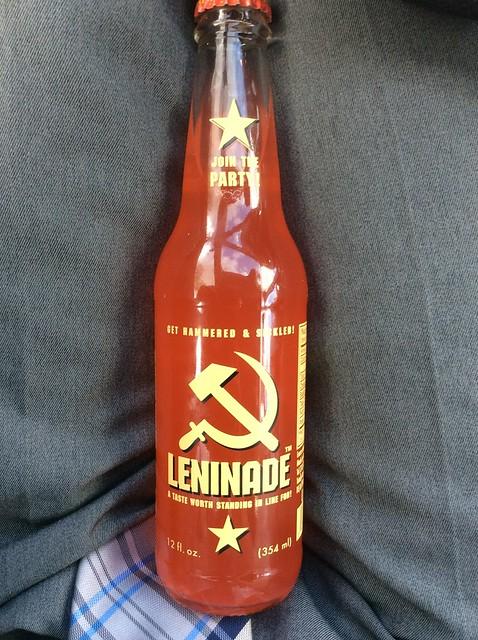 Funny soda