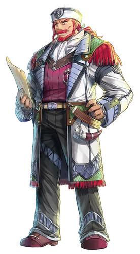 イースVIII「バルバロス船長」