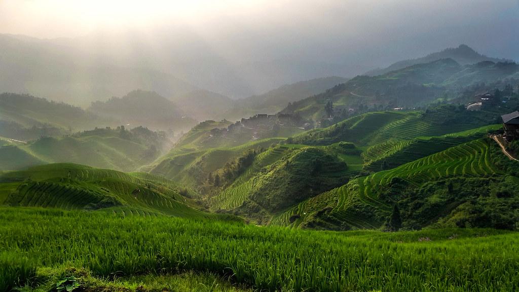 Longsheng Guilin Guangxi China Sunrise Sunset Times
