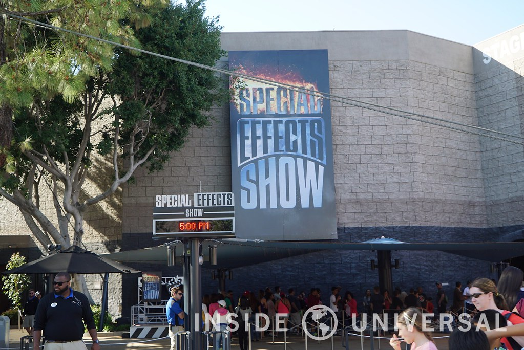 Photo Update: April 1, 2016 - Universal Studios Hollywood