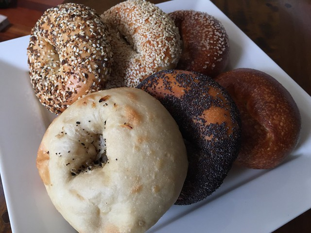 Bagels and Bialy