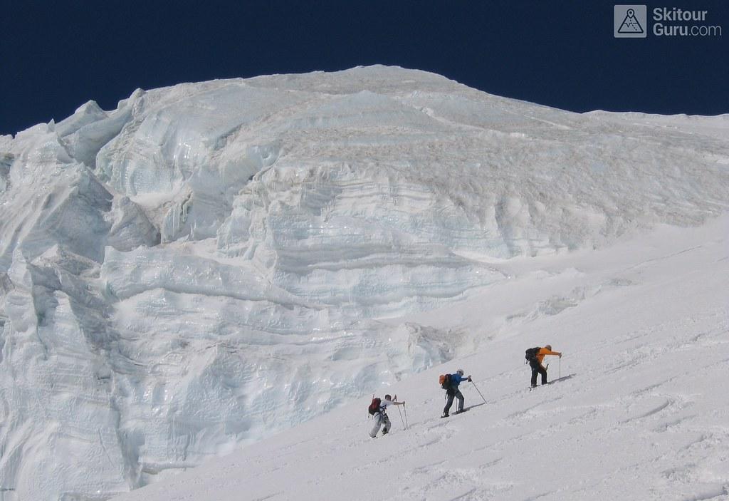 Alphubel Walliser Alpen / Alpes valaisannes Switzerland photo 20