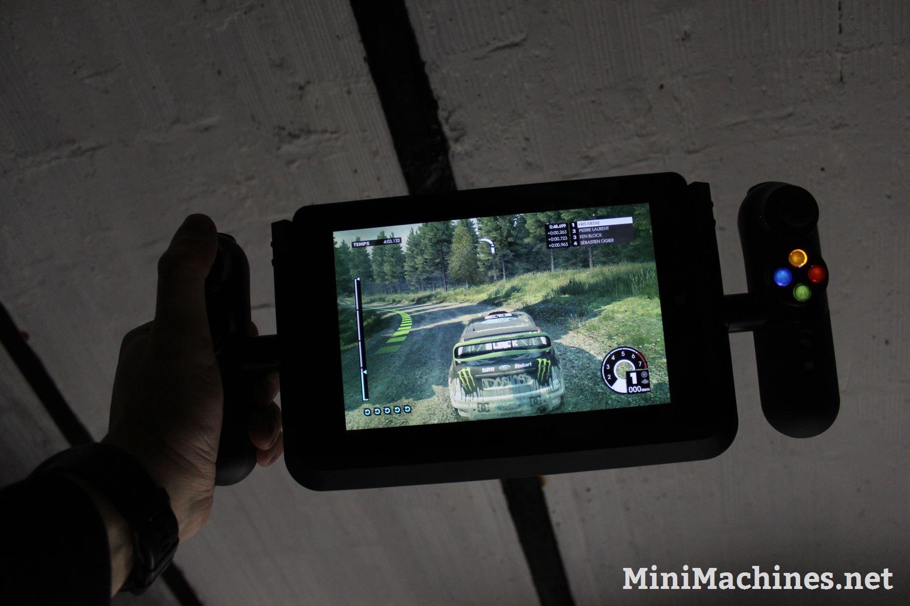 Kazam vision la tablette id ale pour du streaming de jeu pc for Support mural xbox one