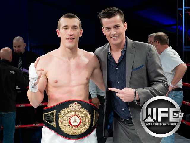 WFC 50 April 9th,2016 Live Championship Boxing at The Meadows Racetrack & Casino