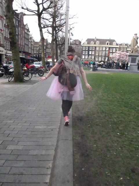 at Rembrandtplein