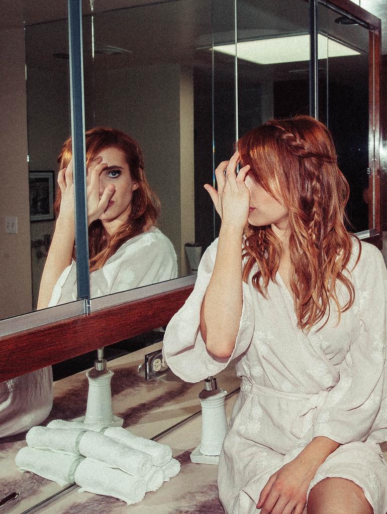 Эмма Робертс — Фотосессия на «Coachella» 2016 – 2
