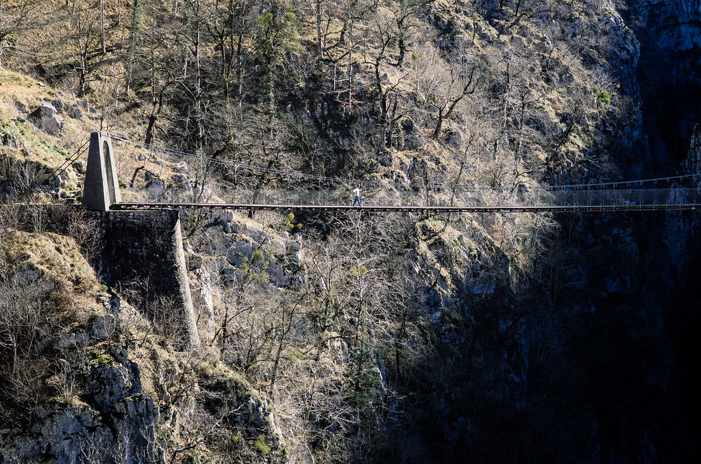 randonnée gorges d'holzarte