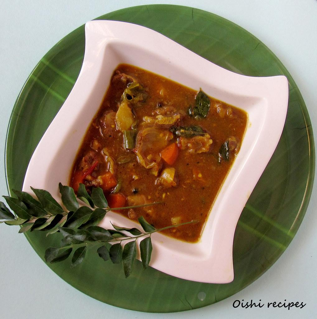 Kerala mutton stew 1