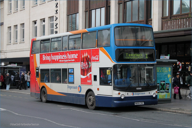 Stagecoach 18069 WA04CRZ