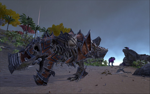 how to create 2 player ark online