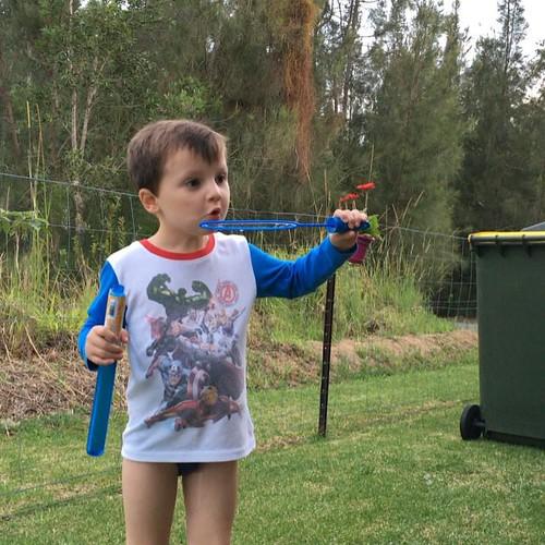 Simple life #bubbles #australia