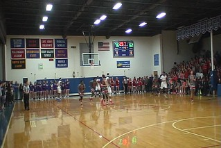 Final Seconds Cape Henry Win. Storming