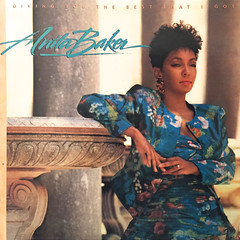 ANITA BAKER:GIVING YOU THE BEST THAT I GOT(JACKET A)
