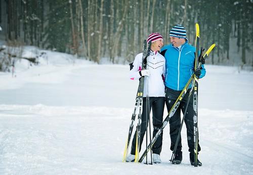 XC Valentines Fischer Skis