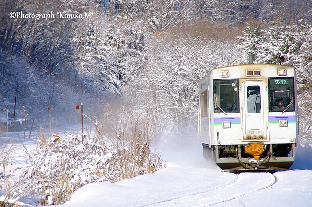 JR富良野線4