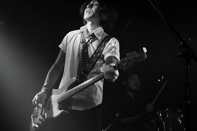 RoundFace live at 獅子王, Tokyo, 22 Jan 2016. 196