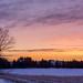Winter sunrise by melike erkan